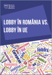 Lobby in Romania vs. Lobby in UE