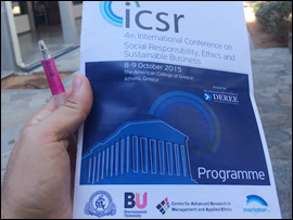 International Conference on Social Responsibility, Ethics, and Sustainable Business