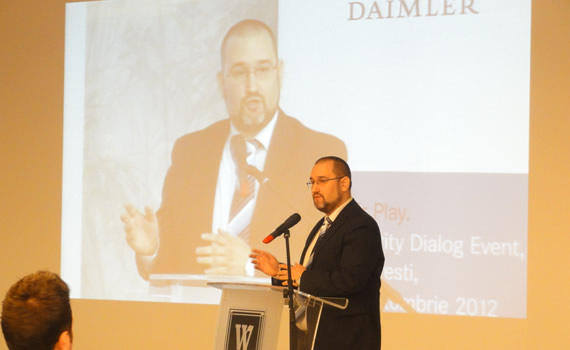 Mercedes Integrity Day (Daimler-Benz Romania, October 30, 2012)