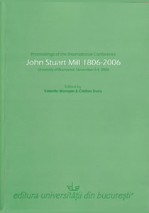 "Proceedings of the International Conference ""John Stuart Mill 1806-2006"""