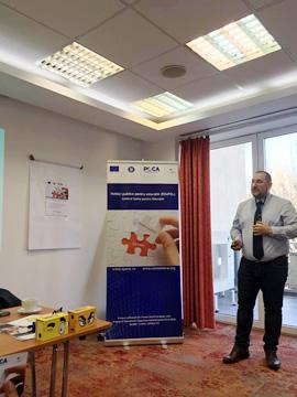 Dezbatere Propuneri politici publice alternative EduTech (Hotel Ibis Parlament, Bucuresti, 6 martie 2019)