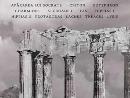 O nouă traducere a textelor lui Platon